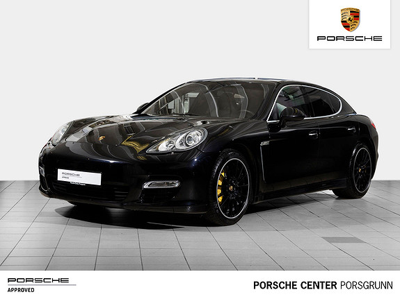 Porsche Panamera Panamera Turbo