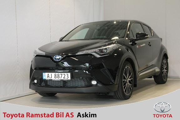 Toyota C-HR 1,8i Hybrid Lounge Tech  2018, 10000 km, kr 359000,-
