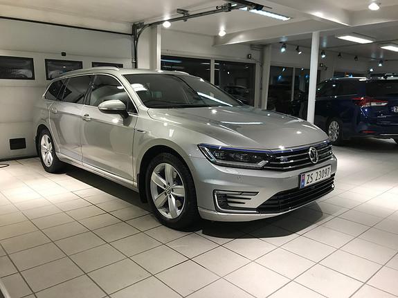 Volkswagen Passat 1,4 GTE Plug-in Hybrid 218HK  2016, 37814 km, kr 385000,-
