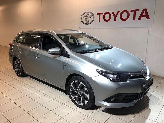 Toyota Auris Touring Sports stv. 1.8 Bensin Hybrid Aut.  2016, 35347 km, kr 239000,-