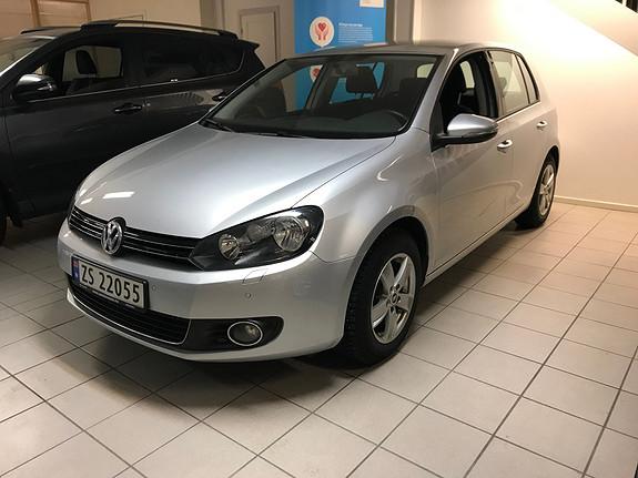 Volkswagen Golf 1,6 TDI Highline  2012, 94800 km, kr 115000,-