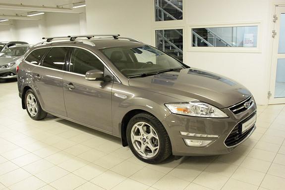 Ford Mondeo 2,0 TDCi 140hk Titanium S Aut.  2011, 131000 km, kr 124000,-