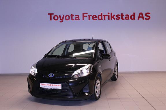 Toyota Yaris 1,5 Hybrid Active  2012, 45200 km, kr 139000,-
