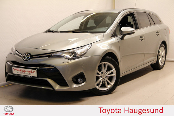 Toyota Avensis Touring Sports 1,8 Active M-drive S7  2017, 47906 km, kr 289000,-