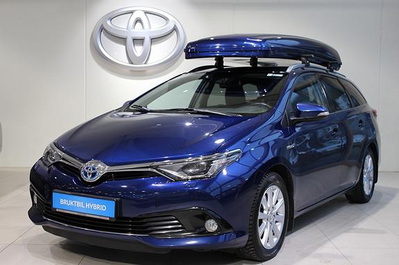 Toyota Auris 1.8Hybrid Touring Sports Style  2015, 65113 km, kr 229000,-