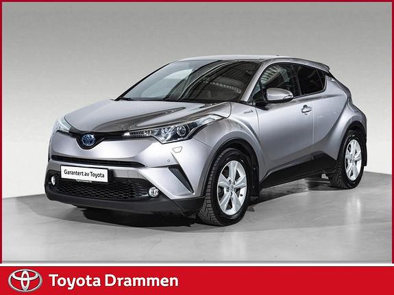 Toyota C-HR 1,8i Hybrid Supreme  2016, 47895 km, kr 289000,-