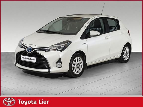 Toyota Yaris 1,5 Hybrid Active e-CVT Flott bil ,lav drift kostnad  2015, 40700 km, kr 155000,-