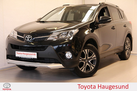 Toyota RAV4 2,0 4WD Active Style CVT Navi, DAB+, kamera, Bluetooth  2015, 48378 km, kr 329000,-