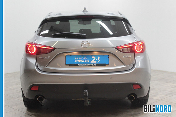 Bilbilde: Mazda 3