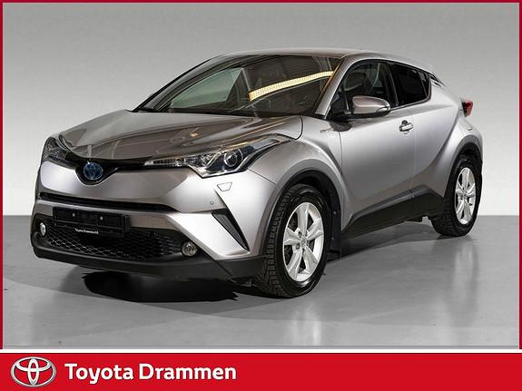 Toyota C-HR 1,8i Hybrid Supreme  2016, 32240 km, kr 289000,-