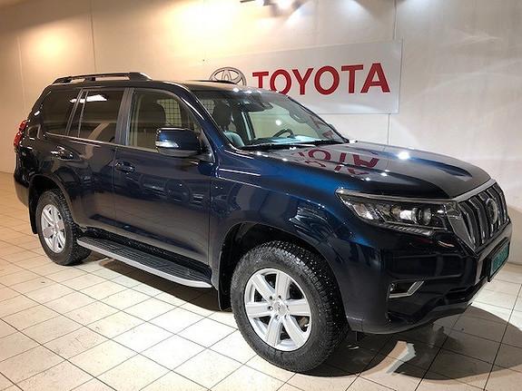 Toyota Land Cruiser 2.8 Diesel D-4D Automat 6 gir 4x4 GX  2018, 21733 km, kr 595000,-