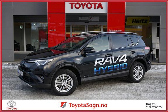 Toyota RAV4 Hybrid AWD 71n Edition  2018, 11000 km, kr 459900,-