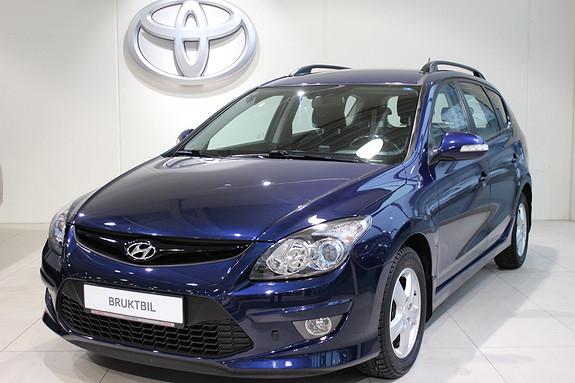 Hyundai i30 1.6 CRDI CW  2010, 52845 km, kr 96000,-
