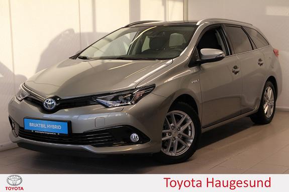 Toyota Auris Touring Sports 1,8 Hybrid Style Edition  2018, 3364 km, kr 299000,-
