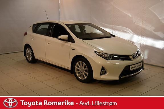 Toyota Auris 1,8 Hybrid E-CVT Active  2014, 47632 km, kr 185000,-