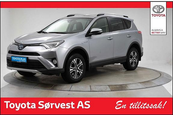 Toyota RAV4 Hybrid 2WD Executive  2018, 15556 km, kr 429000,-
