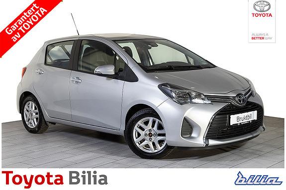 Toyota Yaris 1,33 Active S , Flott bil, lav km.  2015, 27391 km, kr 149900,-