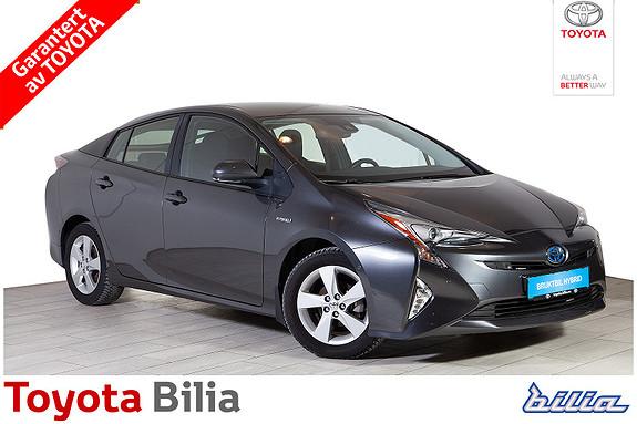 Toyota Prius 1,8 VVT-i Hybrid Executive , fullhybrid, automat  2016, 32713 km, kr 259000,-