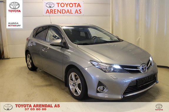 Toyota Auris 1,8 Hybrid E-CVT Active+ Godt vedlikeholdt  2014, 78900 km, kr 179000,-