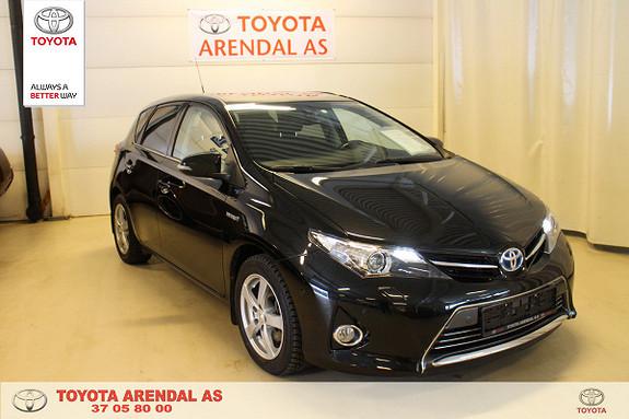 Toyota Auris 1,8 Hybrid E-CVT Executive Toppmodell  2014, 84700 km, kr 169000,-