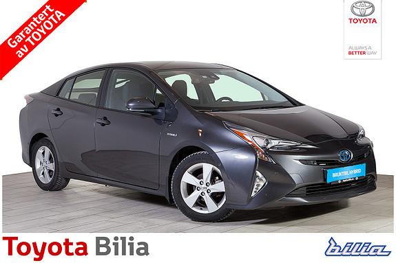 Toyota Prius 1,8 VVT-i Hybrid Executive Flott Prius , mye utstyr,  2016, 36899 km, kr 256000,-