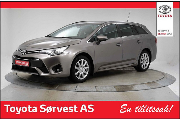 Toyota Avensis Touring Sports 1,8 Active Style M-drive 7S  2015, 60055 km, kr 259000,-