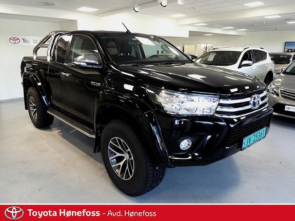 Toyota HiLux ARCTIC TRUCK 35