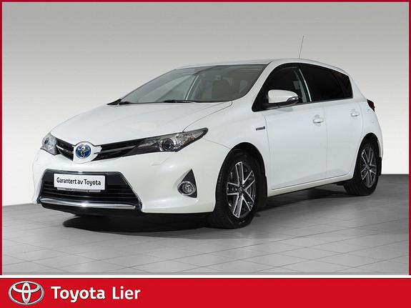 Toyota Auris 1,8 Hybrid E-CVT Active+  2015, 73000 km, kr 209000,-