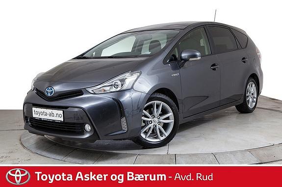 Toyota Prius 1,8 VVT-i Hybrid Executive  2017, 14218 km, kr 349000,-