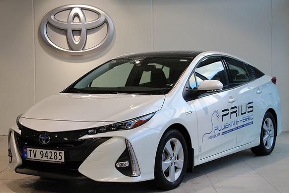 Toyota Prius Plug-in Hybrid 1.8 VVT-i Plug-in Hybrid  2018, 6700 km, kr 339000,-