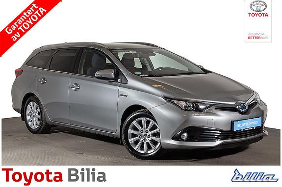 Toyota Auris Touring Sports 1,8 Hybrid Active Sport automat, pen bil  2017, 35835 km, kr 247000,-