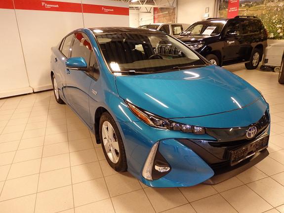 Toyota Prius Plug-in Hybrid 1.8 Solar PHV  2017, 24000 km, kr 289000,-