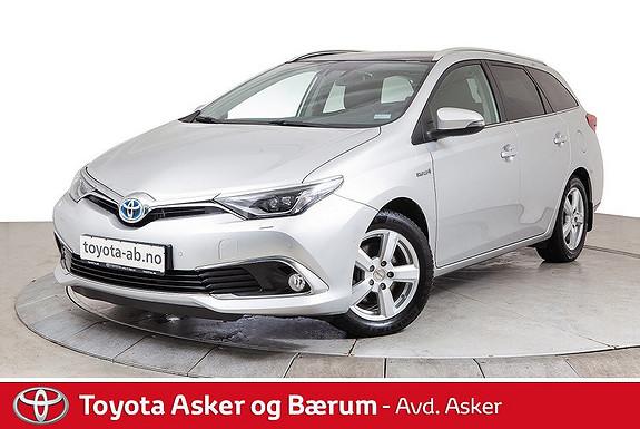 Toyota Auris Touring Sports 1,8 Hybrid Executive  2016, 52300 km, kr 237000,-