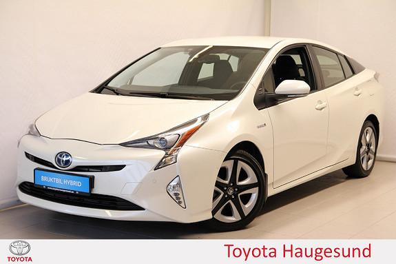 Toyota Prius 1,8 VVT-i Hybrid Executive Navi, ad.cruise, kamera, Tec  2017, 12866 km, kr 285000,-