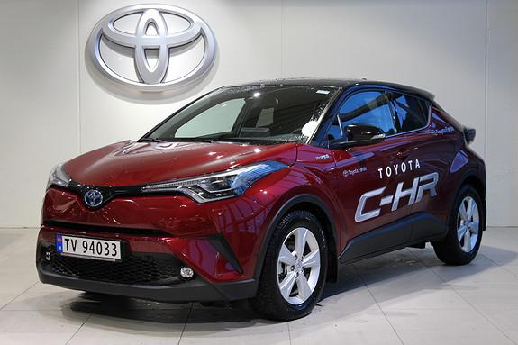 Toyota C-HR 1.8 Hybrid Lounge Tech  2018, 7500 km, kr 338000,-