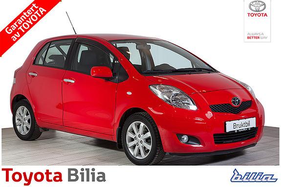 Toyota Yaris 1,33 Bensin manuell, Flott bil, lav km!!  2011, 54957 km, kr 114000,-