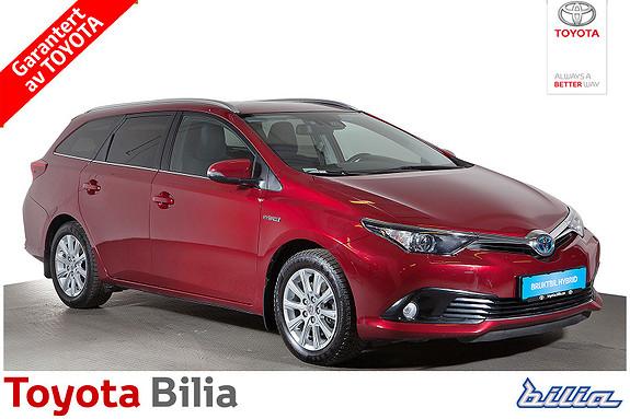 Toyota Auris Touring Sports 1,8 Hybrid Active Sport automat  2017, 51621 km, kr 239000,-