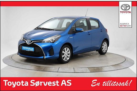 Toyota Yaris 1,5 Hybrid Active e-CVT  2015, 47921 km, kr 169000,-