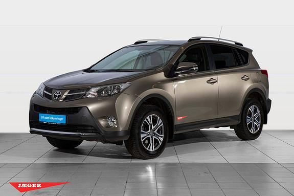 Toyota RAV4 2,0 4WD Executive CVT  2015, 30900 km, kr 349000,-