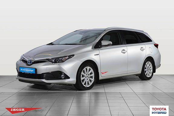 Toyota Auris Touring Sports 1,8 Hybrid Active Sport  2017, 39300 km, kr 269000,-