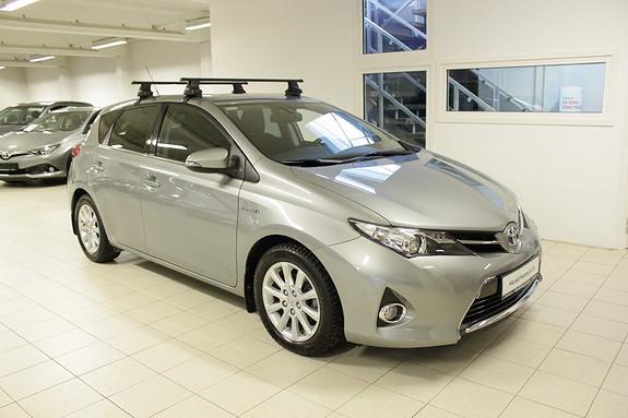 Toyota Auris 1,8 Hybrid E-CVT Active+  2014, 104000 km, kr 164000,-
