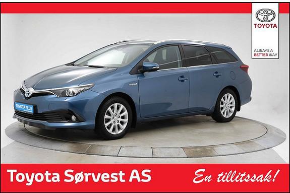 Toyota Auris Touring Sports 1,8 Hybrid Active  2017, 38378 km, kr 259000,-