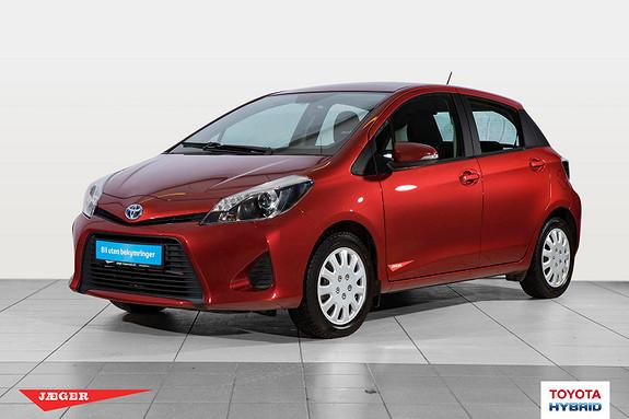 Toyota Yaris 1,5 Hybrid Active e-CVT  2014, 76400 km, kr 145000,-