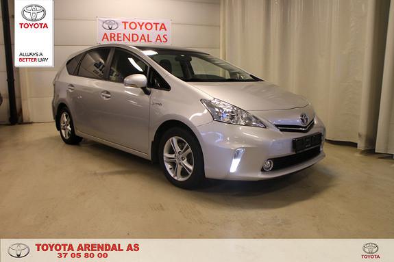 Toyota Prius+ Seven 1,8 VVT-i Hybrid Executive Flott familiebil  2014, 113700 km, kr 229000,-