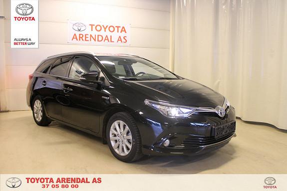 Toyota Auris Touring Sports 1,8 Hybrid Active  2017, 46600 km, kr 235000,-