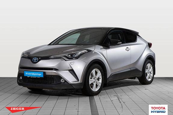 Toyota C-HR 1,8i Hybrid Dynamic Tech  2018, 17800 km, kr 359000,-