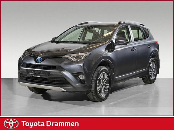 Toyota RAV4 Hybrid AWD Active S  2017, 40720 km, kr 399000,-