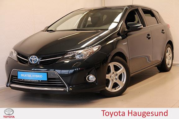 Toyota Auris 1,8 Hybrid E-CVT Executive  2013, 70650 km, kr 169000,-