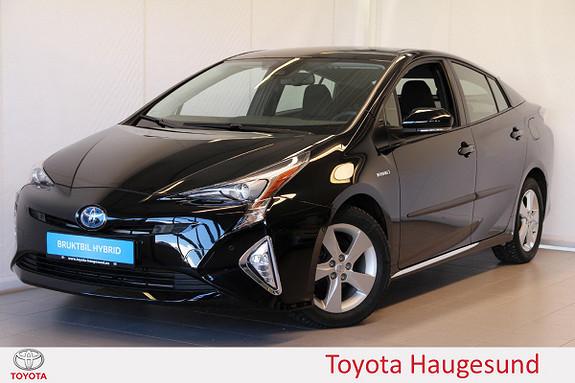 Toyota Prius 1,8 VVT-i Hybrid Executive Navi, JBL, ad.cruise, Tectyl  2016, 27279 km, kr 259000,-