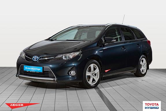 Toyota Auris Touring Sports 1,8 Hybrid Active Sport Hengerfeste  2014, 54001 km, kr 209000,-